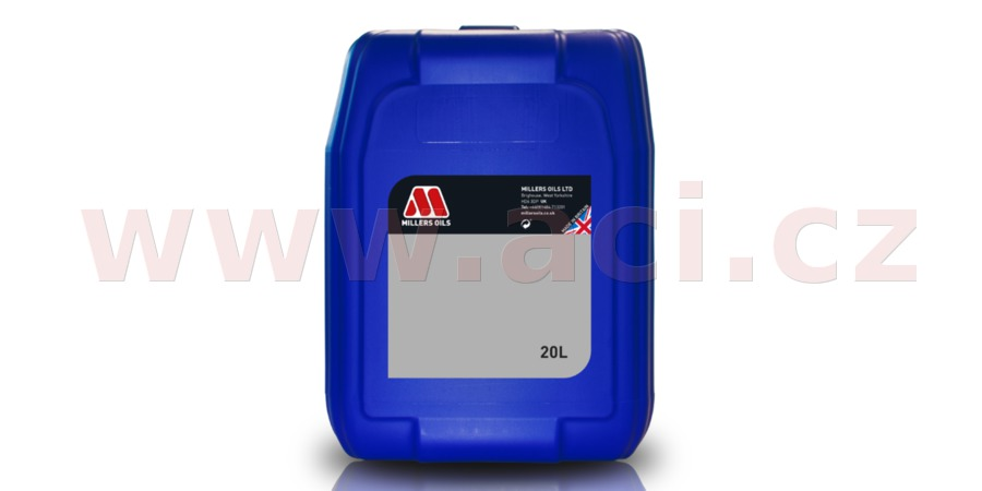 MILLERS OILS Trident Longlife Fuel Economy 5W30, 20 l